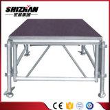 Fase di alluminio registrabile del fascio del basamento della fabbrica