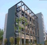 Almacén estructural de acero de alta resistencia del marco