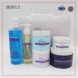 Soem-ODM-Fabrik sechs Lavendel Moisturing des Berufsstücke fuss-Pack1