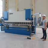 2500mm гибочная машина стального листа давления 50 тонн компьютеризированная тормозом