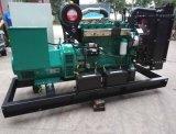 20kVA de open Reeks van de Generator van het Gas van de Macht van het Biogas van het Aardgas