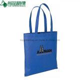 Les achats non-tissés réutilisables faits sur commande bon marché de traitement de tissu de pp portent le sac