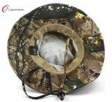 Algodão Moda Capwindow Balde de Fisher Hat com bordados