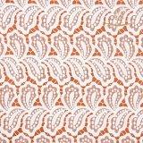 Stof van het Kant van de Stof van het Kant van de polyester de Afrikaanse Glanzende
