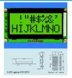 バックライトのない性格タイプLCDのモジュールStce 08200