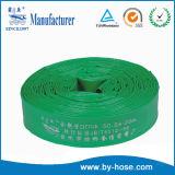 산업 관개 PVC Layflat 연수 호스 Irrigator