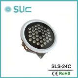 36WはIP65屋外の使用LEDの点ライトを防水する