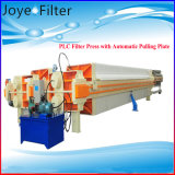 PLC steuern automatische entwässernmembranen-Filterpresse
