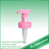 33/410 grande pompe noire de pression manuelle de lotion de dosage