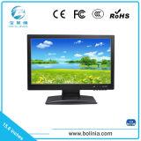 Máquina de Controle Industrial 15,6 polegadas estojo de metal duro monitor LCD