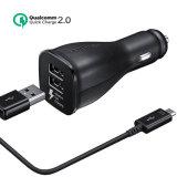 Recharge rapide Port double chargeur de voiture pour Samsung Ep-Ln920bbegus-emballage de détail