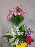 Qualité des fleurs artificielles des fleurs sauvages Bush Gu-Jy912203112
