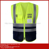 高い可視性の安全働き(W386)のための反射安全衣類/警告の衣類