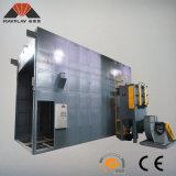 Sitio automático grande de voladura de arena de las piezas de metal de la talla de Mayflay, modelo: Ms4080