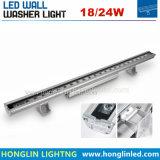 Im Freien Hotsale 18W 24W LED Wand-Unterlegscheibe LED-