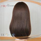 브라질 Virgin Remy 머리 브라운 색깔 상품 Toupee (PPG-l-0931)