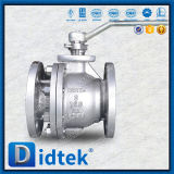 Гаечный ключ Didtek работают две части шарового клапана с плавающей запятой