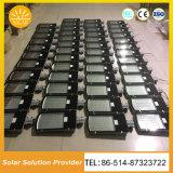 Las luces de calle solares de la energía solar LED encienden el sistema de iluminación solar híbrido