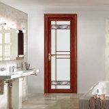 Porta decorativa do Casement do banheiro da qualidade excelente