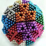 Bola permanente del neodimio del color de Hotsale de la bola de oro del imán