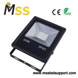 中国30Wの8hours働くタイムの中国30Wの産業ライトが付いている高い内腔LEDの再充電可能なフラッドランプ、構築ランプ