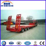 13m 3 bas de l'essieu lit Lowboy Semitailer ou semi-remorque de camion