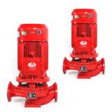 Xbd Isg 시리즈 Single-Stage 수직 파이프라인 화재 펌프 승압기 펌프
