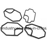 EPDM NBR FPM Silikon geformte Gummianteile passen an Größe an