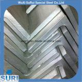 Barra de ángulo del acero inoxidable 304 con la superficie 2b
