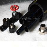 HDPE Rohr-Hersteller für 1.0MPa 16mm-1400mm Wasser-Rohr