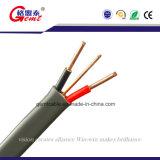 Pvc algemeen-Perpose isoleerde Flexibele Vlakke Multi-Core Kabel