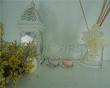 Velas de vidro coloridas baratas do copo da cera de parafina