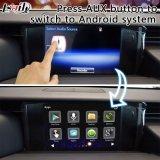 Surface adjacente visuelle de navigation de l'androïde 6.0 Deux-dans-Un l'élément pour l'appareil-photo 2010-2017 de vue arrière de support de Lexus/Adas facultatifs