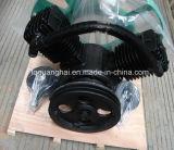 4kw Oilless medico azionato a cinghia/compressore d'aria senza olio (2X80mm)