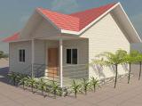 Fácil instalar las casas de acero ligeras