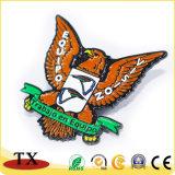 Cadeau souvenir Badgeround insigne de police de métal avec l'axe