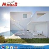 По современному белого цвета с помощью строп ячеистой алюминиевой открытый шезлонгами гостиная с высоким качеством
