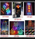 alimentazione elettrica ultra sottile di 24V 24W LED per la casella chiara
