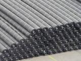 Geomembrane noir à l'étang ou à la ligne couverture de lac de barrage