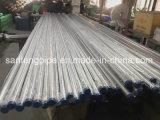 Buis/Pijp van het Roestvrij staal van de Rang van het voedsel de de Sanitaire en van de Industrie van de Drank ASTM A270