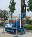 Taladro de Mdl-135h para la fundación geotérmica del orificio que asegura el jet que mampostea y que deseca