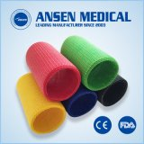 50mm 3.6mの製造の高品質のFDA、セリウム、試供品が付いている整形外科のガラス繊維の鋳造テープ