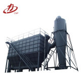 Collettore di polveri separato industriale dell'alloggiamento del silo di cemento della cartuccia del getto di impulso