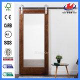 Il granaio dell'acquazzone recinta il portello di vetro interno della stanza da bagno (Jhk-G01)