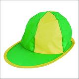Polyester-magischer faltbarer Hut-deutsche Pop-up faltende Schutzkappe