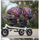 Wheeels 2016명의 아기와 가진 신식 3명의 아이 세발자전거