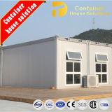 Дом контейнера Premade полуфабрикат для сбывания
