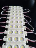 3LEDs 65lm leiden 0.72W SMD5050 Module voor Openlucht/Binnen LEIDENE Vertoning/het AcrylEmbleem van het Teken/de Lichte Brief van het Vakje/van het Metaal