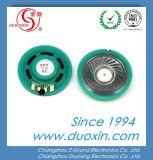 Châssis plastique mylar 36 mm magnétique interne l'Orateur Dxp36n-a