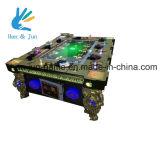Het Muntstuk van de Spelers van 6/8/10 stelde de Elektronische Machine van het Spel van de Visserij van de Arcade in werking